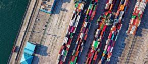 Möglichkeiten für den globalen Fracht- und Güterverkehr