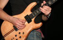 Alleinunterhalter (Gitarre) Equipment