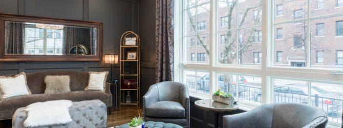 Steigerung der Wohnlichkeit durch Wand / Decken Paneele