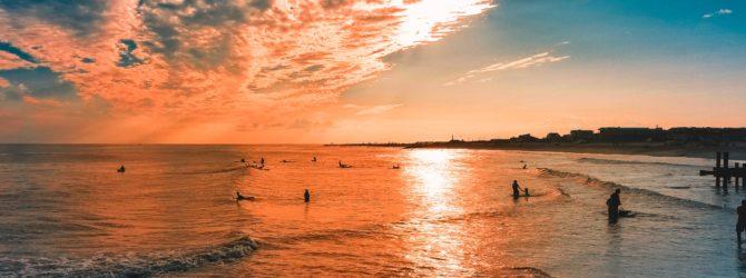 Aufblasbare Surfbretter – Der Trend der Zukunft?