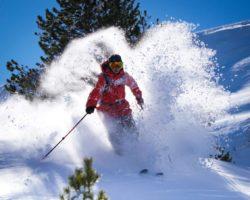 Skifahren rund um den Arlberg