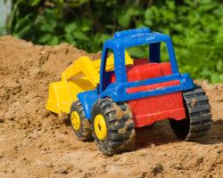 Mit Bruder Spielzeug die Landwirtschaft erobern