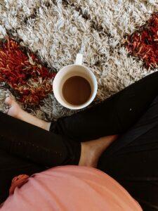 Teppiche sorgen für Gemütlichkeit in den eigenen vier Wänden.