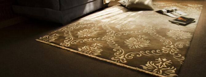 Warum Teppiche in eine Wohnung gehören