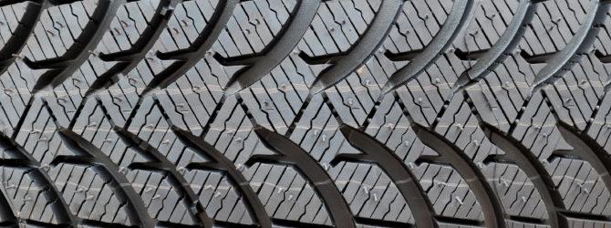 Offroad-Reifen sind Schwerarbeiter